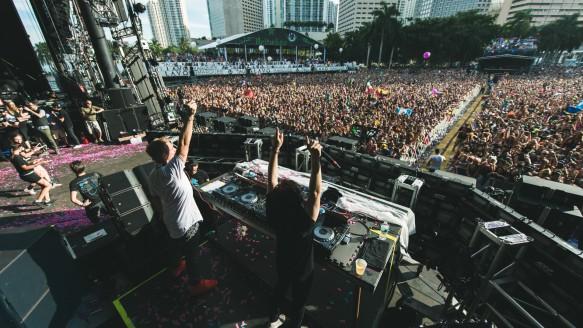 Skrillex – WMC/Ultra 2014